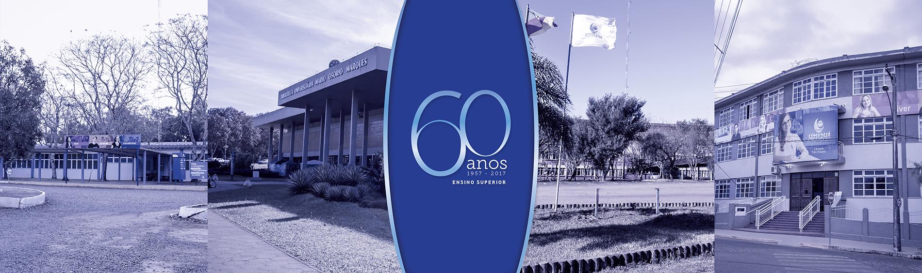 60 anos Unijuí