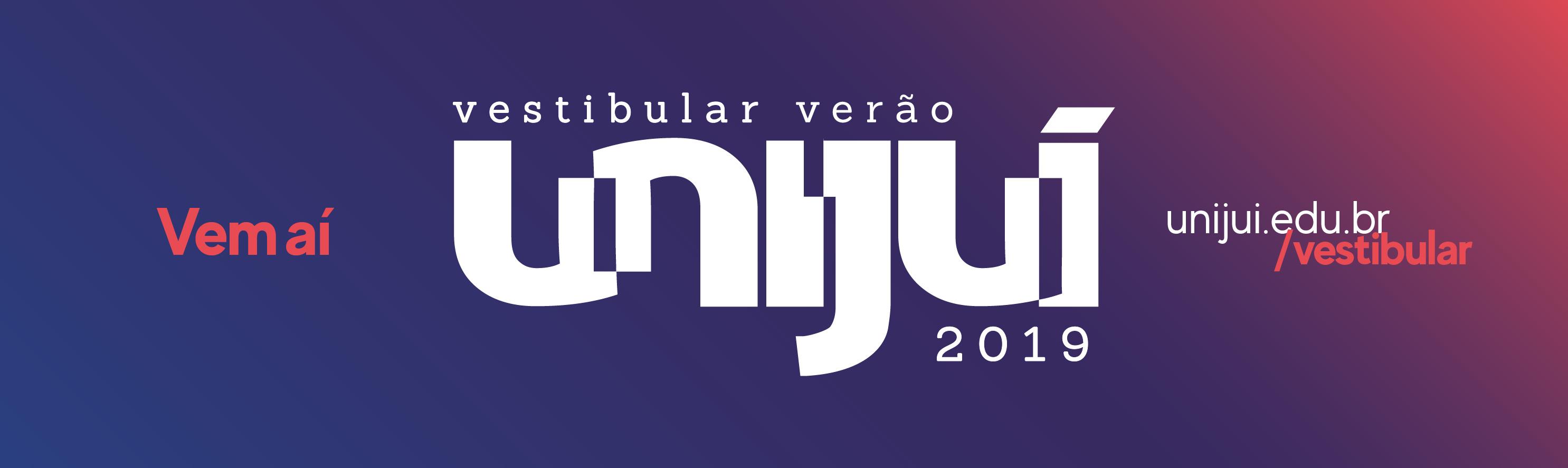 Vestibular de Verão 2019