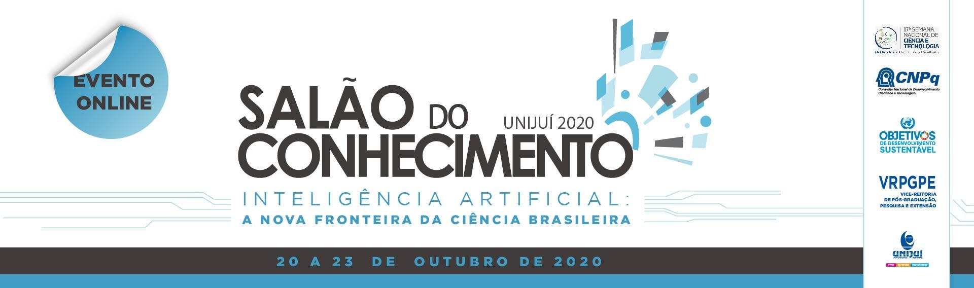 Salão do Conhecimento 2020