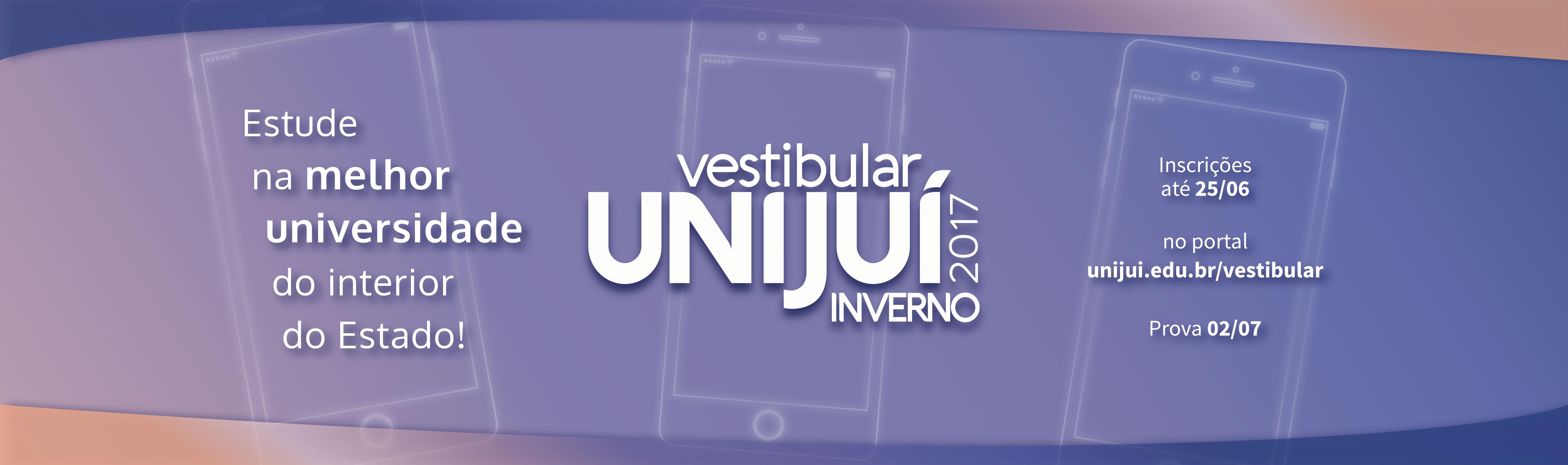 Vestibular Inverno 2017.1