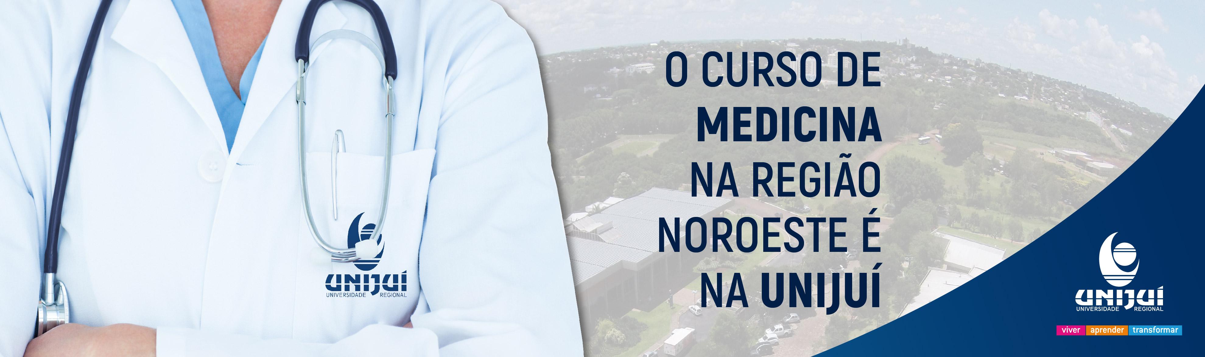 Medicina na Unijuí